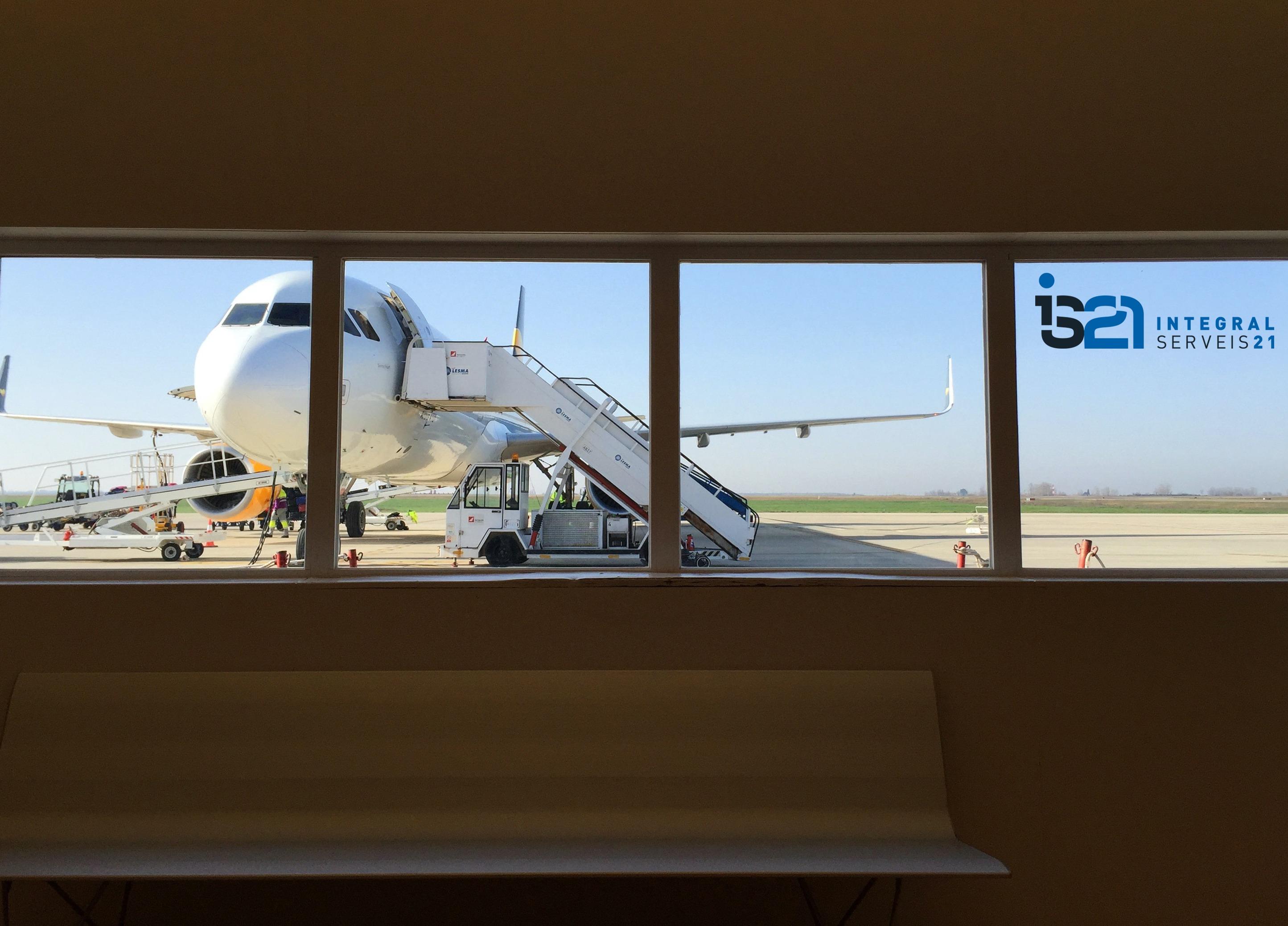 El aeropuerto Andorra-La Seu obtiene la certificación de GPS para poder operar