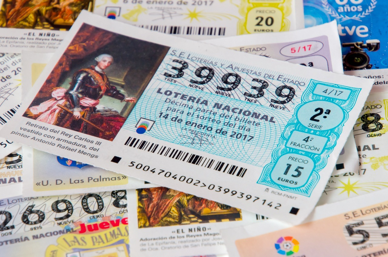 Que doit-on faire si l'on gagne à la loterie de Noël en Andorre?