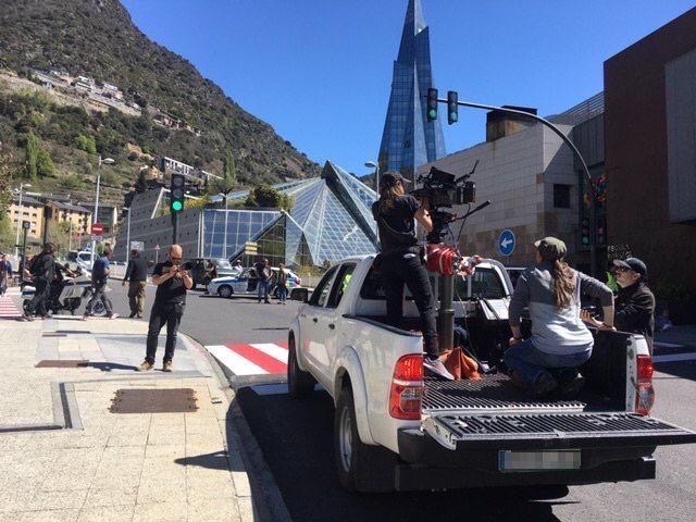 The film industry in Andorra, a plan for the future