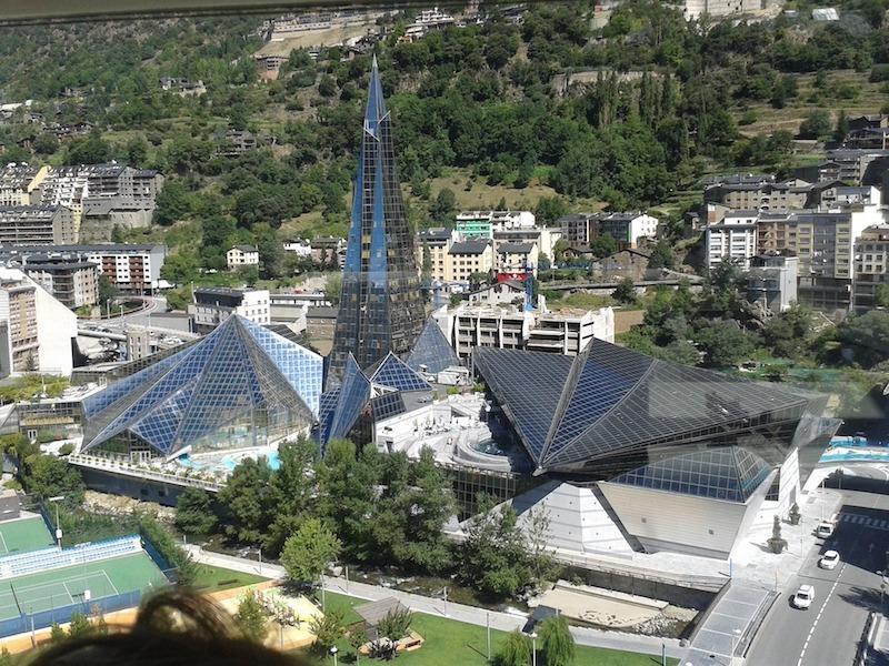 Andorra, en el mapa mundial i exclusiu de casinos