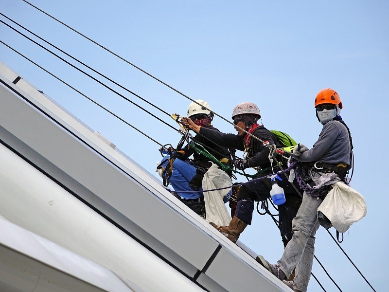 trabajadores en andorra